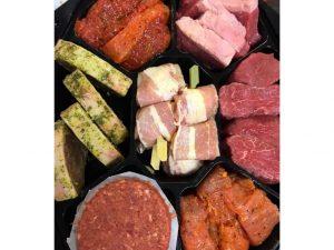 Gourmetschotel 'Superior' – 2 pers. 700 gram