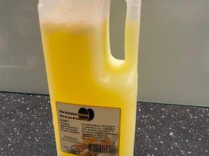 Gepasteuriseerd eiwit (1 liter)