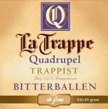 La Trappe Quadrupel Bitterballen (64 x 30 gr.)