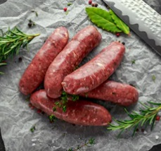 Lams saucijsjes (10 x ca.100 gram)