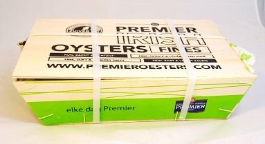 Ierse Oesters Fine de Premier (12 stuks)