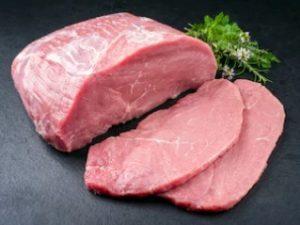 Kalfsschnitzel ongepaneerd (ca. 150 gram)