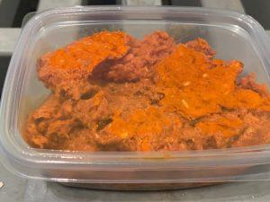 Filet american (130 gram)