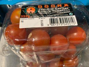 Cherry tomaatjes 250 gram