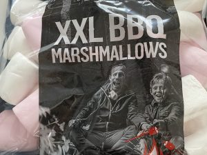 XXL BBQ Marshmallows 500g
