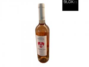 Rosé wijn (Corazón loco rosado)